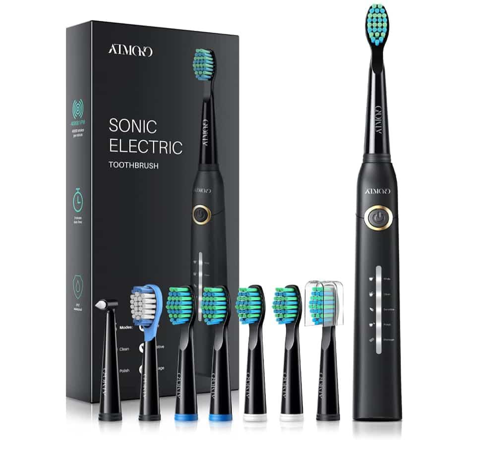 Cepillo de dientes Atmoko